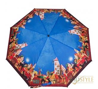 Зонт женский автомат ZEST (ЗЕСТ) Z23846-1021