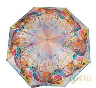 Зонт женский полуавтомат ZEST (ЗЕСТ) Z53624-12