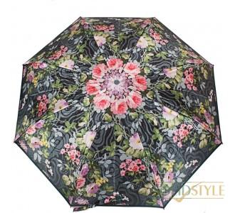 Зонт женский полуавтомат ZEST (ЗЕСТ) Z53624-17