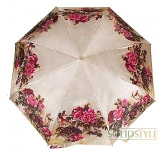 Зонт женский полуавтомат ZEST (ЗЕСТ) Z53624-19