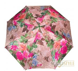 Зонт женский полуавтомат ZEST (ЗЕСТ) Z53624-21