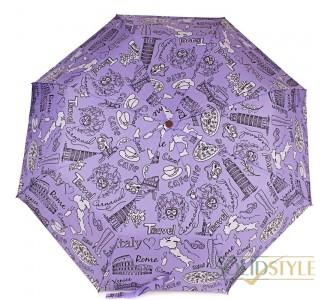 Зонт женский полуавтомат AIRTON (АЭРТОН) Z3635-10