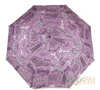 Зонт женский полуавтомат AIRTON (АЭРТОН) Z3635-19