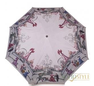 Зонт женский полуавтомат GUY de JEAN (Ги де ЖАН),  коллекция