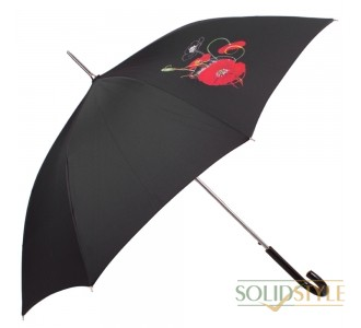Зонт-трость женский полуавтомат AIRTON (АЭРТОН) Z1621-8