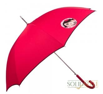 Зонт-трость женский полуавтомат AIRTON (АЭРТОН) Z1627-3