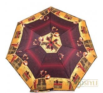 Зонт женский компактный автомат AIRTON (АЭРТОН) Z4915-11