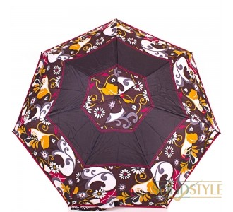 Зонт женский компактный автомат AIRTON (АЭРТОН) Z4915-19