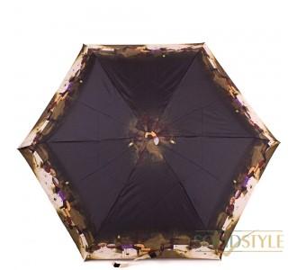 Зонт женский облегченный компактный механический  ZEST (ЗЕСТ) Z53568-2