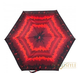 Зонт женский облегченный компактный механический  ZEST (ЗЕСТ) Z53568-3