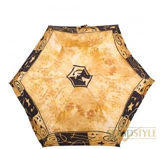 Зонт женский облегченный компактный механический  ZEST (ЗЕСТ) Z53568-6