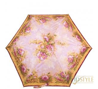 Зонт женский облегченный компактный механический  ZEST (ЗЕСТ) Z53568-10