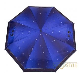 Зонт женский компактный механический ZEST  (ЗЕСТ) Z53516-2-10