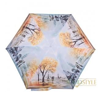 Зонт женский облегченный компактный механический  ZEST (ЗЕСТ) Z253625-1