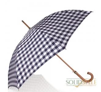 Зонт-трость женский полуавтомат ZEST (ЗЕСТ) Z51652-5