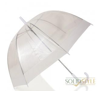 Зонт-трость женский механический HAPPY RAIN  (ХЕППИ РЭЙН) U40974
