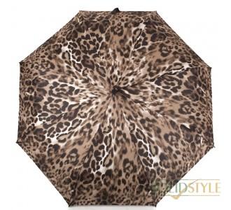 Зонт женский механический компактный HAPPY  RAIN (ХЕППИ РЭЙН) U42655-1