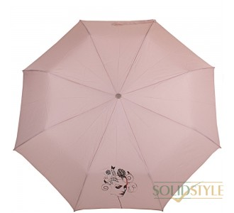 Зонт женский полуавтомат AIRTON (АЭРТОН) Z3617-1