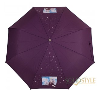 Зонт женский полуавтомат AIRTON (АЭРТОН) Z3617-4