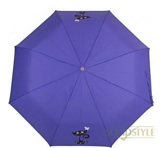 Зонт женский полуавтомат AIRTON (АЭРТОН) Z3617-9