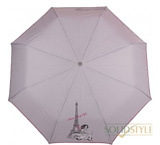 Зонт женский полуавтомат AIRTON (АЭРТОН) Z3617-10