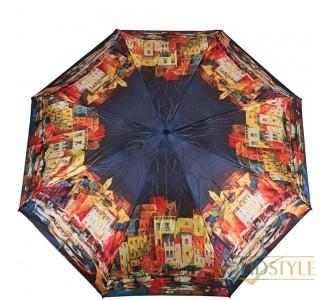 Зонт женский компактный автомат ZEST (ЗЕСТ) Z24984-2