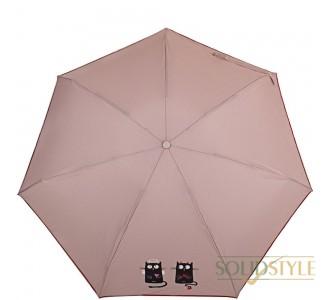 Зонт женский компактный автомат NEX (НЕКС) Z34921-6