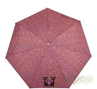 Зонт женский компактный автомат NEX (НЕКС) Z34921-10