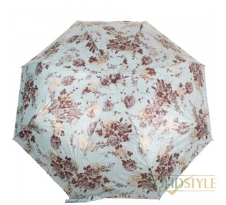 Зонт женский компактный автомат ZEST (ЗЕСТ) Z24752-3