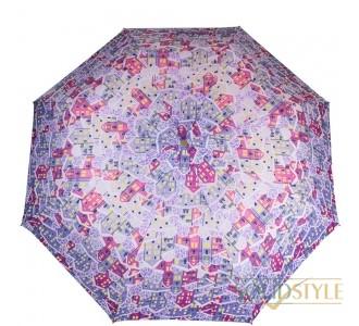 Зонт женский полуавтомат AIRTON (АЭРТОН) Z3615-5157