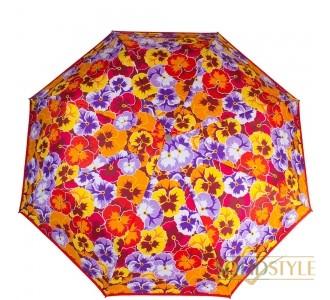 Зонт женский полуавтомат AIRTON (АЭРТОН) Z3615-5156