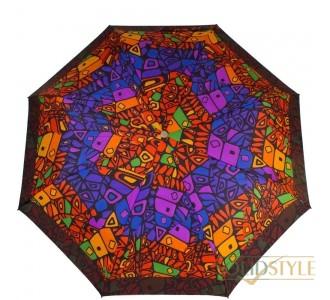 Зонт женский полуавтомат AIRTON (АЭРТОН) Z3615-3313
