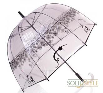 Зонт-трость женский механический ZEST (ЗЕСТ) Z51570-11