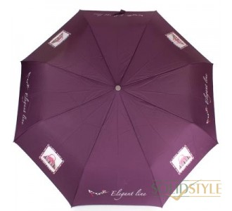 Зонт женский полуавтомат AIRTON (АЭРТОН) Z3617-13