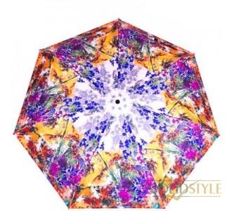 Зонт женский компактный облегченный HAPPY  RAIN (ХЕППИ РЭЙН) U80583-2