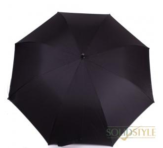 Зонт-трость мужской полуавтомат с большим  куполом ZEST (ЗЕСТ) Z41670
