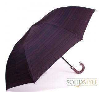 Зонт мужской полуавтомат ZEST (ЗЕСТ) Z42642-1