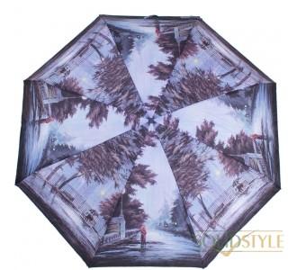 Зонт женский компактный механический ZEST  (ЗЕСТ) Z25525-2198