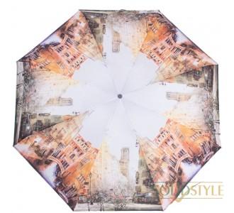Зонт женский компактный механический ZEST  (ЗЕСТ) Z25525-9113