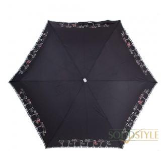 Зонт женский облегченный компактный механический  NEX (НЕКС) Z65511-4036A