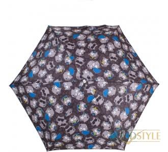 Зонт женский облегченный компактный механический  NEX (НЕКС) Z65511-4038