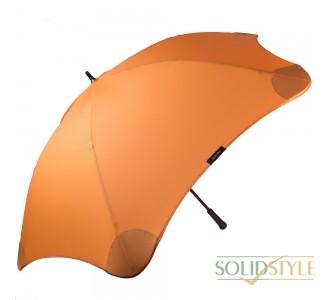Противоштормовой зонт-трость женский механический  с большим куполом BLUNT (БЛАНТ) Bl-xl-2-orange