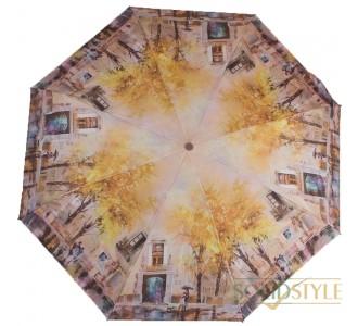 Зонт женский компактный автомат ZEST (ЗЕСТ) Z24755-67