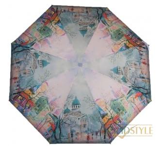 Зонт женский компактный автомат ZEST (ЗЕСТ) Z24755-52
