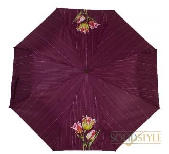 Зонт женский полуавтомат AIRTON (АЭРТОН) Z3631-5178