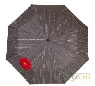 Зонт женский полуавтомат AIRTON (АЭРТОН) Z3631-5177