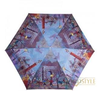 Зонт женский облегченный компактный механический  ZEST (ЗЕСТ) Z253625-14