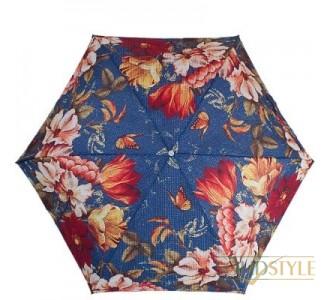 Зонт женский облегченный компактный механический  ZEST (ЗЕСТ) Z253625-15