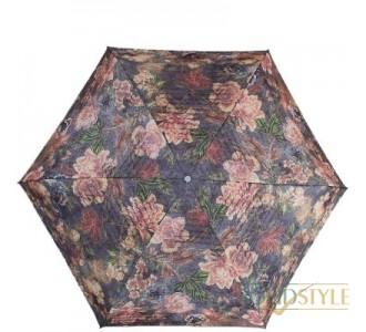 Зонт женский облегченный компактный механический  ZEST (ЗЕСТ) Z253625-17