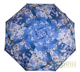 Зонт женский компактный механический ZEST  (ЗЕСТ) Z25525-2173